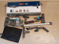 Vax Slim Cordless Vax Incl. Extra Tools, Very Good Condition Boxed