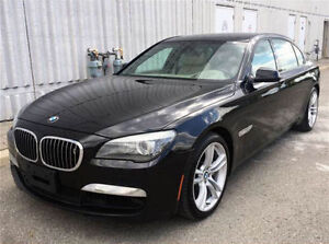 2010 BMW 750i XDrive, ONLY 54 000km! FULL Load. EVERY Options!