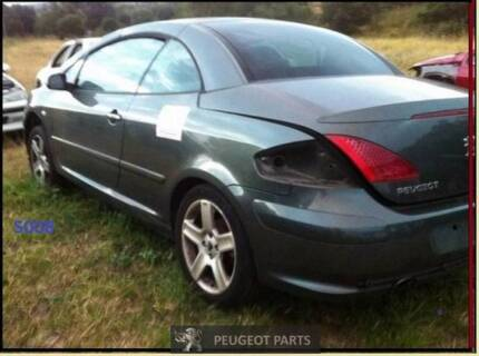 WRECKING 2004 PEUGEOT 307cc CONVERTIBLE 2.0L FREE DELIV S008 Villawood Bankstown Area Preview