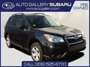 2016 Subaru Forester CONVENIENCE | AWD | HEATED SEATS | LOCAL TR