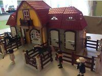 Playmobil large Horse Farm