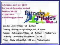 Fitness Pilates Sleaford