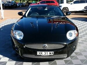 2009 Jaguar XKR X150 Black 6 Speed Sports Automatic Coupe Alfred Cove Melville Area Preview