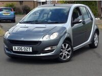 Smart ForFour CoolStyle 2006 1.1 8 months Mot Drives Like New!