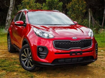 2017 Kia Sportage QL MY17 Si 2WD Premium Fiery Red 6 Speed Sports Automatic Wagon Mount Barker Mount Barker Area Preview