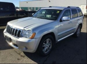 2010 Jeep Grand Cherokee *Coming soon* S Limited Sunroof AC Nav