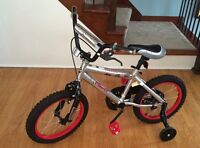 ANDROID NEXT Boys Bicycle w/ Training Wheels