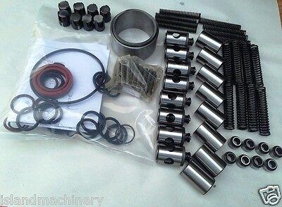John Deere Wheel Loader Hydraulic Pump Repair Kit. 644c Pump With Serial Plate