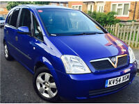 Vauxhall Meriva 1.6 Energy 8V 5 Door With Service History