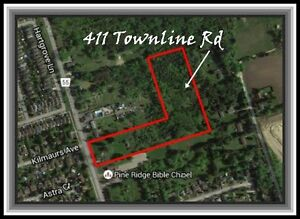 Land for Sale on Townline Rd, Courtice!