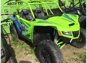 2018 Textron Off Road Formally Arctic Cat New Wildcat XX Limited