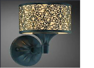 BRAND NEW Melosa  Collection 1-Light Bronze   Wall Sconce
