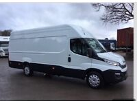 Man and van removals anytime anywhere from £15