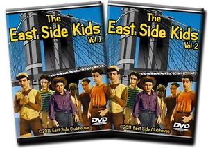 THE EAST SIDE KIDS, DEAD END KIDS, BOWERY BOYS, 10 DVD set, Digitally Restored