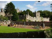 Enjoy Holiday Home Ownership at Witton Castle Country Park in County Durham