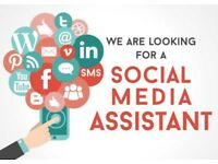 Part-Time Social Media Person Required