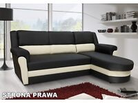 Corner Sofa Beds with storage for linens