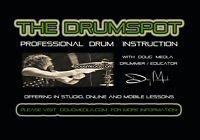PROFESSIONAL DRUM INSTRUCTION - In YOUR home or my studio!