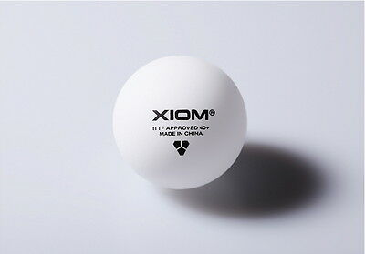 [XIOM] 40+ Seamless 3Star Table Tennis Competition Game Balls Ping Pong Prefessi
