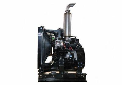 Yanmar 3tnm74f 19 Hp Diesel Power Unit