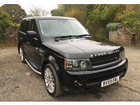 2009 Land Rover Range Rover Sport 3.0 TD V6 HSE Excellent Condition