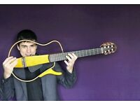 Guitar lessons Guitar teacher Guitar Tutor Guitar Tuition FREE Trial Anywhere in London SOUTH NORTH