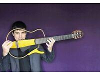 Guitar lessons Guitar Teacher Guitar Tutor FREE TRIAL anywhere in London(Clapham Streatham Wimbledon