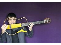 Guitar Classes anywhere in London freetrial