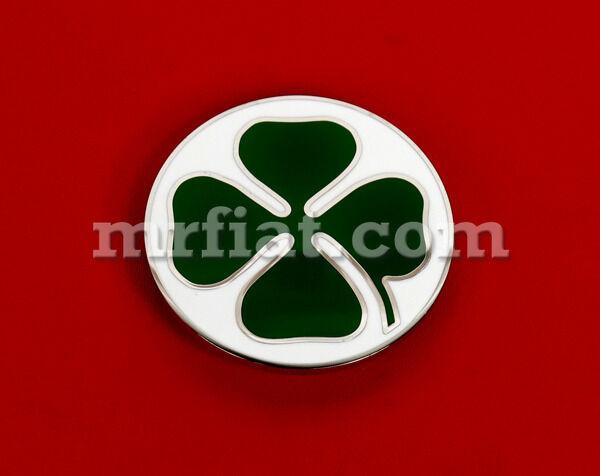 Alfa Romeo Green Quadrifoglio Rear Left Emblem New