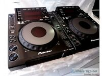 CDJ-900 x2 and DJM-600, PA Speakers and AMP. £1300 ONO
