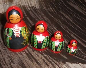Russian Nesting Dolls - multiple sets!