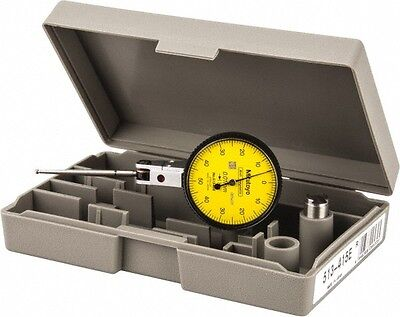 Mitutoyo 1 Mm Range 0.01 Mm Dial Graduation Horizontal Dial Test Indicator ...