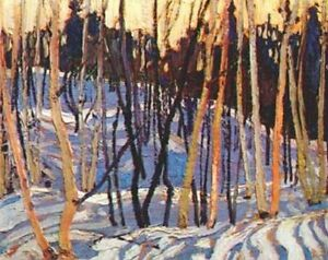"Tom Thomson ""Snow Shadows Suite"" Limited Edition set"