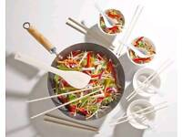 Wok Set With Everything You Will Need!