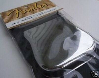 Genuine FENDER Vintage '52 TELE BRIDGE COVER -