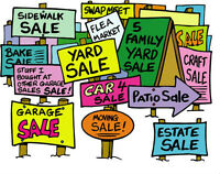 Garage Sale Barrhaven