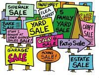 Garage Sale Extraordinaire