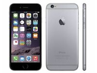 IPhone 6 Plus 64GB silver and unlocked.