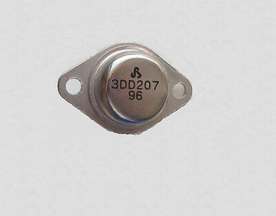 1pcs 3dd207 Metal Case 60v 5a Silicon Npn Power Transistor New
