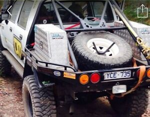Hilux  navara landcruiser   Steel tray Warragul Baw Baw Area Preview