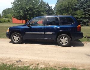 2003 GMC ENVOY 4x4 - 4 DR in great condition