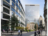 MOORGATE Office Space to Let, EC2V - Flexible Terms   2 - 85 people