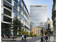 MOORGATE Office Space to Let, EC2V - Flexible Terms | 2 - 85 people