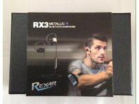 *new* rexar Bluetooth earphones