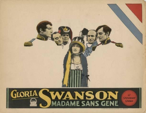 OLD MOVIE PHOTO Madame Sansgene Lobby Card Gloria Swanson 1924 3