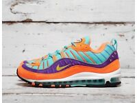 Air max 98 'be seen' size UK 9, 10 and 11