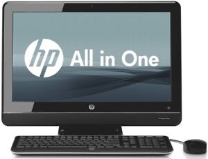 HP 6000 All-in-One PC, i5 Core (2nd Gen) @ 2.50 GHz