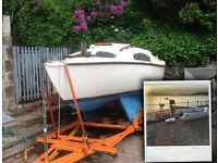 Silhouette MK III Yacht - Trailor, Dinghy,2 Ouboards & More