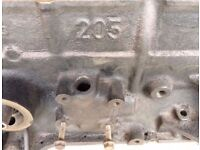 Sierra Cosworth YB Crankshaft and 205 Block