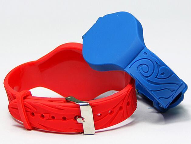 3X 125Khz RFID Bracelet Wristband EM4100 Adjustable Watch Proximity Smart Cards